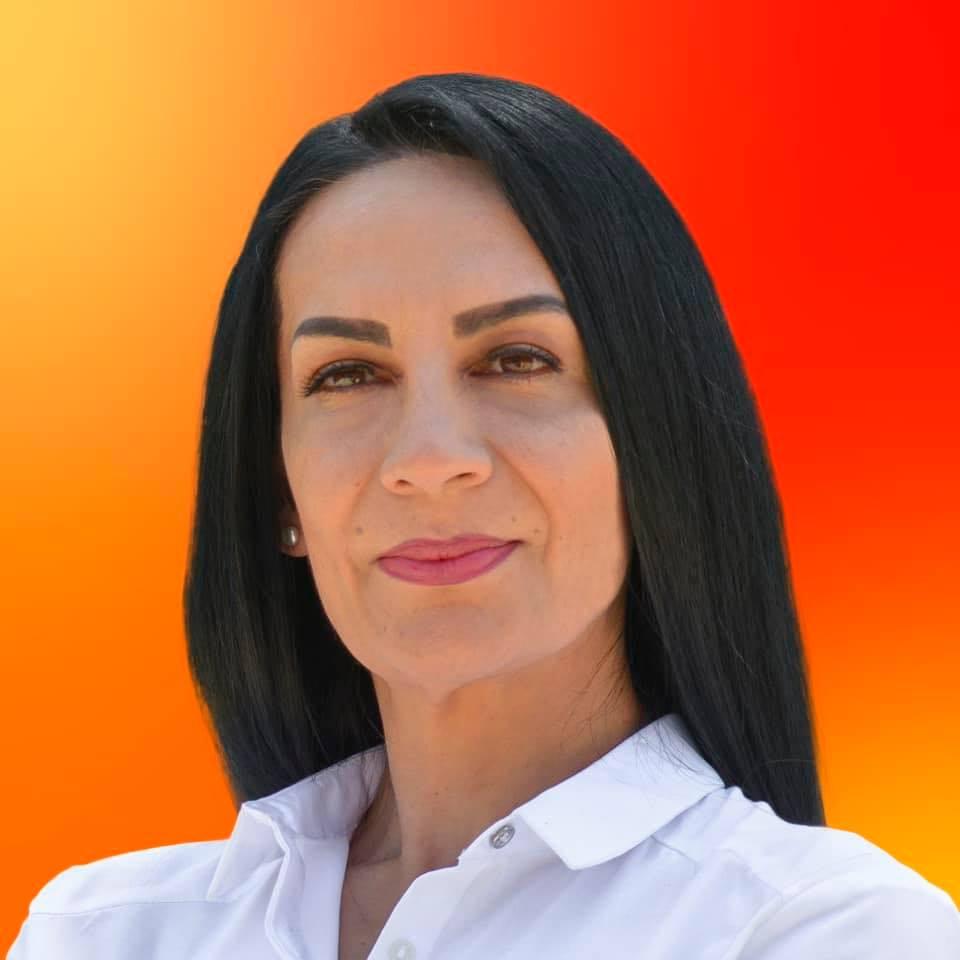 Carmen Palacios candidata a diputada de movimiento ciudadano