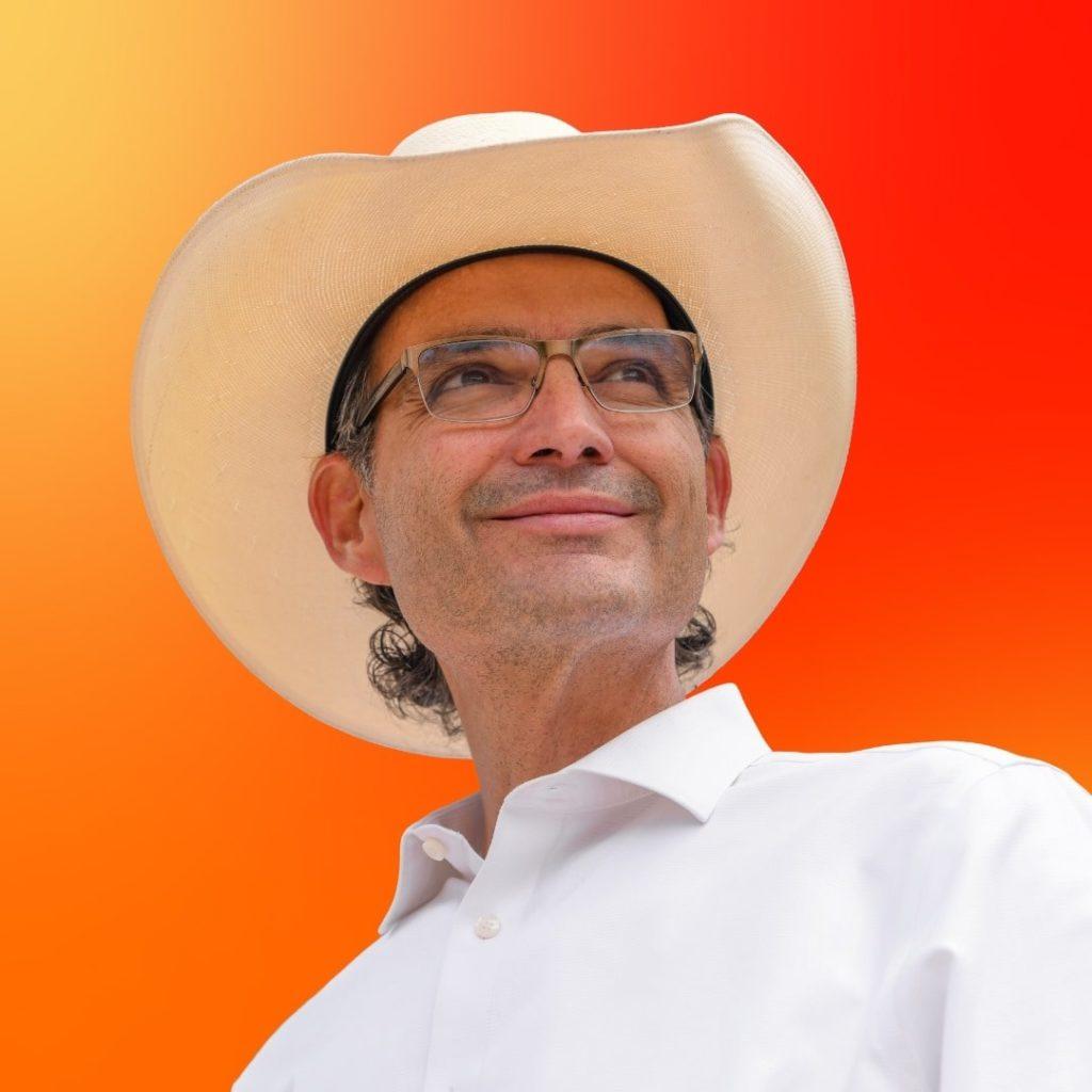 Daniel Baranzini Hurtado candidato de Movimiento Ciudadano