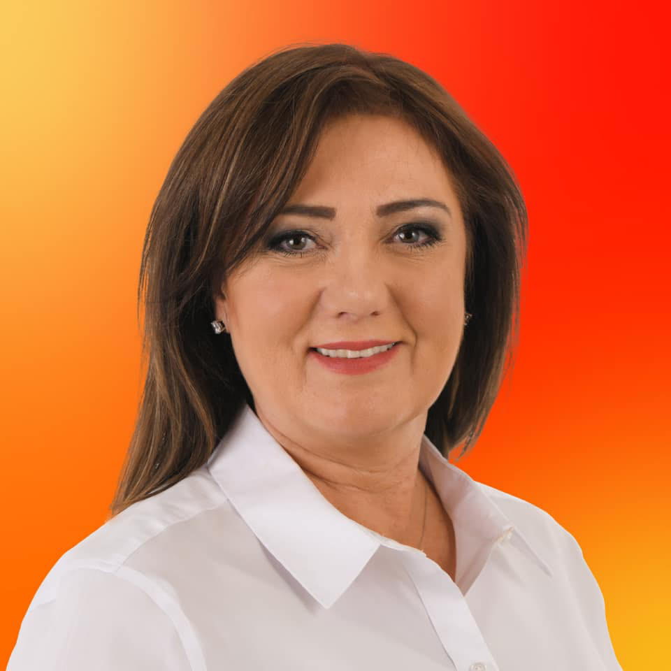 Maria Elena Moreno candidata a diputada de movimiento ciudadano