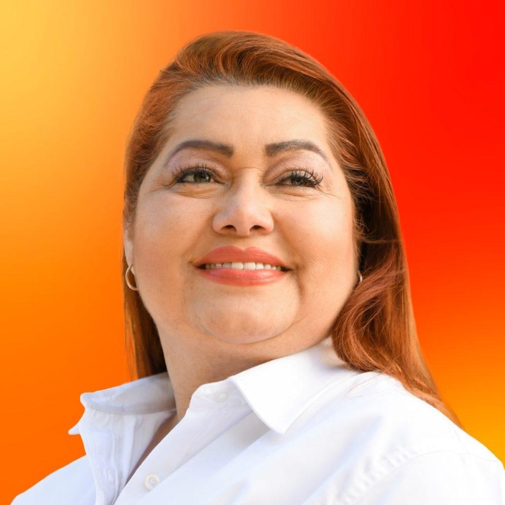 Ramoncita Ramirez candidata a diputada de movimiento ciudadano