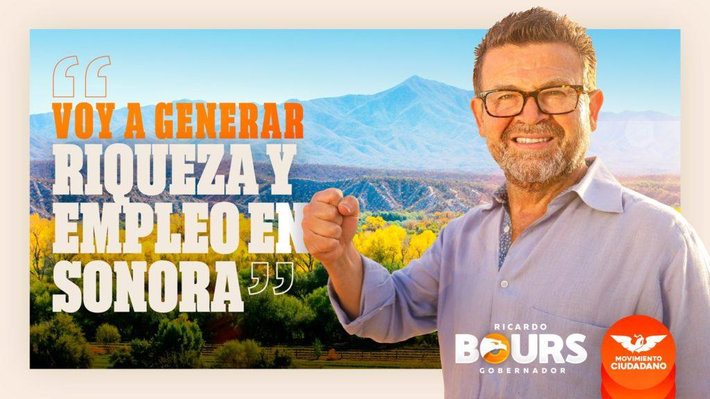 Banner propuesta de empleo Ricardo Bours